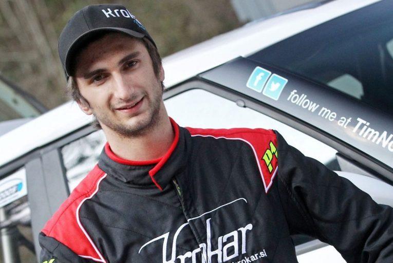 Tim Novak – voznik